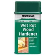 Ronseal High performance Clear Wood hardener 500ml
