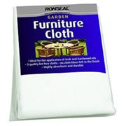 Ronseal Lint Free Furniture Care Cloths - Pack of 3
