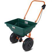 Rotary Spreader 25L Pneumatic Tyres