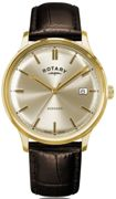 Rotary Watch Avenger Gold PVD Mens RTY-1050