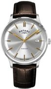 Rotary Watch Avenger Mens Silver