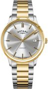 Rotary Watch Avenger Two Tone Gold PVD Mens RTY-1043