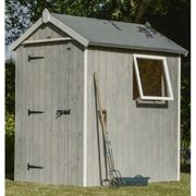 Rowlinson Rowlinson Heritage 6 x 4 Shed Apex Roof