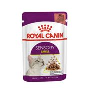 Royal Canin Sensory Smell in Gravy Wet Adult Cat Food 85g x 12