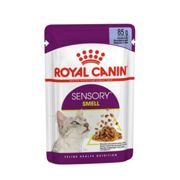 Royal Canin Sensory Smell in Jelly Wet Adult Cat Food 85g x 12