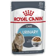 ROYAL CANIN® Urinary Care Adult Cat Food - Gravy - 12 x 85g Pouches