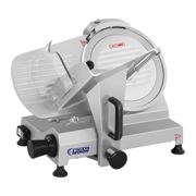 Royal Catering B-WARE Electric Meat Slicer - 250 mm - up to 12 mm - 150 W RCAM-250