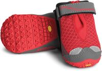 Ruffwear Grip Trex Dog Boots Set of 2 Pairs red currant kids 83mm | XL 2021 Outdoor Accessories