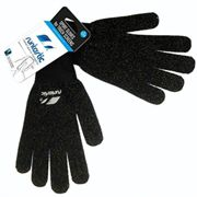 Runtastic Touchscreen Sport Gloves - BLACK - SIZE SMALL