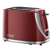 Russell Hobbs 21411 Mode Collection 2 Slice Toaster in Red