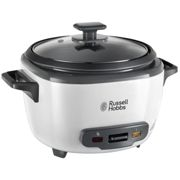 Russell Hobbs Large Rice Cooker and Steamer with Automatic Keep-Warm, Serves 14