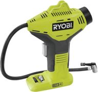 Ryobi R18PI-0 18V ONE+ Cordless High Pressure Inflator (Body Only), Grey