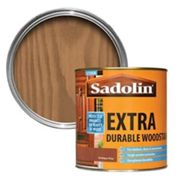 Sadolin Antique pine Conservatories doors & windows Wood stain 1L