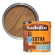 Sadolin Antique pine Conservatories doors & windows Wood stain 2.5L