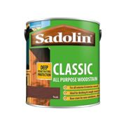 Sadolin Classic Wood Protection Teak 2.5 litre