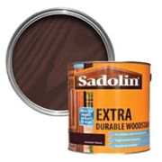 Sadolin Jacobean walnut Wood stain 2.5L