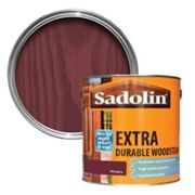 Sadolin Mahogany Conservatories doors & windows Wood stain 2.5L