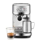 Sage SES500BSS4GUK1 Bambino Plus Espresso Coffee Machine-Brushed Stainless Steel