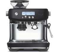 SAGE The Barista Pro SES878BST Bean to Cup Coffee Machine - Black Stainless Steel, Stainless Steel