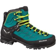 SALEWA Ws Rapace Gtx Shaded Spruce/sulphur Spring - Mountaineering shoe - Green/Black - taille 7.5