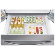 Samsung 4 Door Fridge Freezer in St St Ice Water ADA Display 4 Door Fr