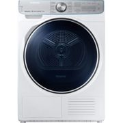 Samsung DV90N8289AW 9Kg Heat Pump Tumble Dryer - White - A+++ Rated