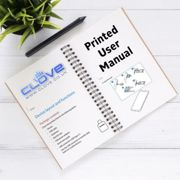 Samsung Galaxy Ace User Manual Printing Service - A4 Black and White