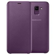 Samsung Galaxy J6 Wallet Cover EF-WJ600CEEGWW - Purple