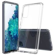 Samsung Galaxy S20 FE (SM-G781) Back Cover Cover Backcover Crystal Clear Plastic