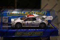 Scalextric Ford RS 200 Costa Brava Rally C3305 A.Zanini
