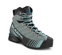 Scarpa W Ribelle HD Conifer - Jade, Size EU 37 - Womens Limited suitability for crampons, Color Blue / Grey