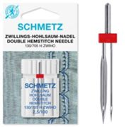 Schmetz Double Hemstitch / Wing Sewing Needle