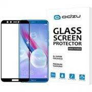Screen Protector Odzu Temered Glass E2E FULL 3D for HUAWEI Honor 9 Lite - BLACK - GLS-E2E-H9L