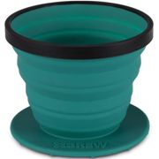 SEA TO SUMMIT X-brew Coffee Dripper Pacific Blue - Camping cooking gear - Blue - size Unique