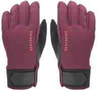 Sealskinz Waterproof All Weather Insulated Gloves Red/Black XL
