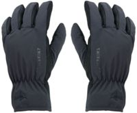 SealSkinz WP ALL WEATHER LWGT GLOVE WMNS Option: BLACK, Size: X-LARGE