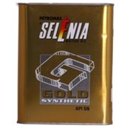 Selenia 10W-40 Gold Synth 2 Litre Can