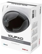Sena 10UPAD HJC IS-MAX II Bluetooth Communication System, black