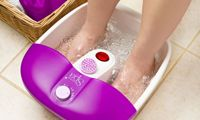 Sensio Foot SPA Massager and Pedicure Set
