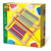 Ses Creative Children's Weaving Loom Kit Unisex 6 Year To 12 Years Multi-Co 00876