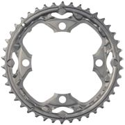 Shimano Deore FCM590 9 Speed Triple Chainrings - Grey - 44t, Grey