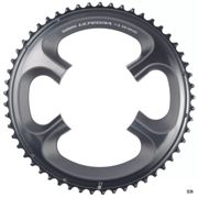 Shimano Ultegra FC6800 11sp Double Chainrings - Grey - 53t, Grey