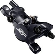 Shimano Xt M8100 Dt Post Mount Brake Calipers One Size Black