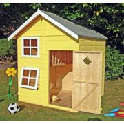 Shire Croft Playhouse 5x5 with Upstairs Floor
