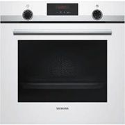 Siemens HB573ABV0 Built-in oven cm. 60 - white stainless steel - Energetic class: A