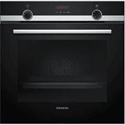 Siemens HB574ABR1 Built-in oven 60 cm - black - Energetic class: A