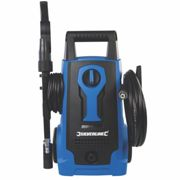 Silverline 1400w Pressure Washer 105bar Max - 1400w pressure washer 105bar max