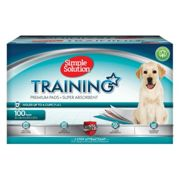 Simple Solution Economy Puppy Training Pads - Box of 100