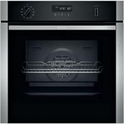 Neff B2ACH7HH0B Pyrolitic Built-In Single Oven, A Energy Rating, Stainless Steel