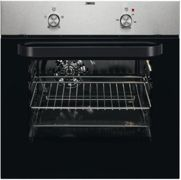 Zanussi ZZB30401XK Built In Single Electric Oven - Stainless Steel